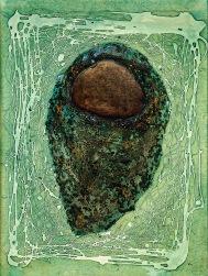 Hnízdo, 1998, neznámé parametry / v soukromé sbírce / č. 154