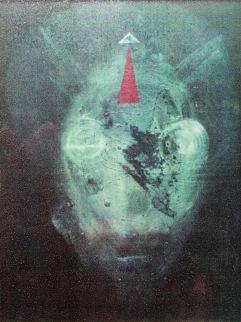 """""""Obojživelník"""", 80. léta, neznámé parametry / neznámý majitel / č. 171"""