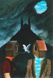 """""""Magritte"""", 1988, neznámé parametry / neznámý majitel / č. 187"""