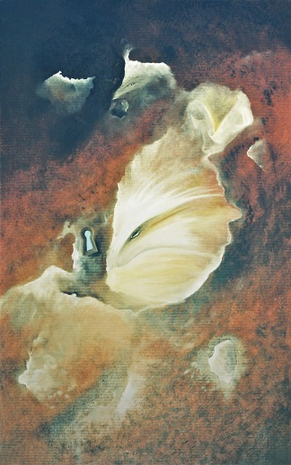 """""""Zkrocení démoni"""", 80. léta, neznámé parametry / neznámý majitel / č. 199"""