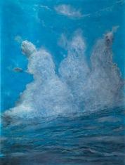 Tři Králové, 2008, 70 x 53 cm, olej na kartonu / k prodeji / č. 1