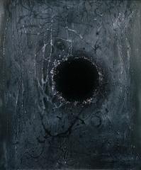 """""""Černá díra"""", 1992, neznámé parametry / neznámý majitel / č. 238"""