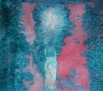 (P)Eros, 2003, 41 x 36 cm, olej na kartonu / k prodeji / č. 7