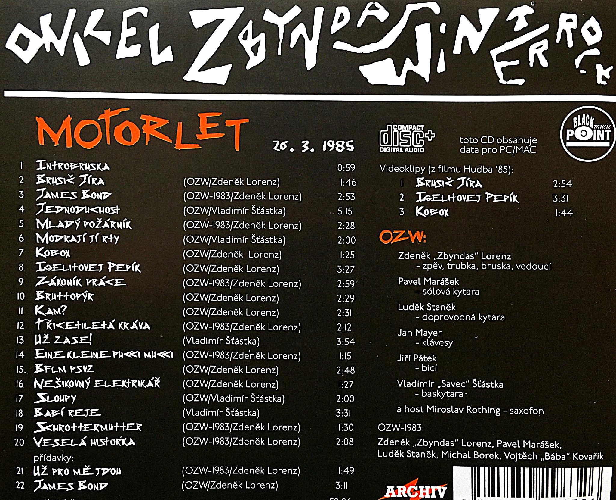 OZW Motorlet (back)